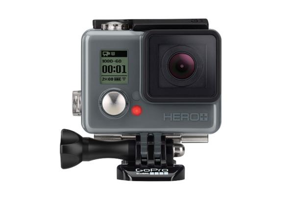 GoPro Hero +  без ЖК-экрана