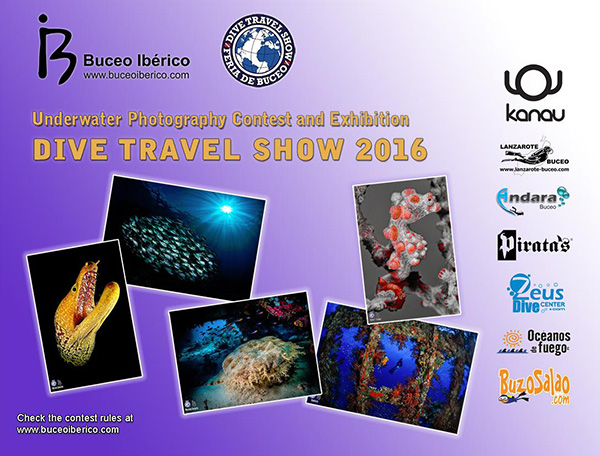 Dive Travel Show 2016 on Wetpixel
