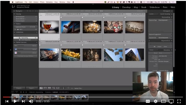 Adobe Lightroom on Wetpixel