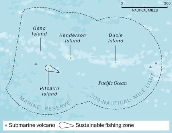 Крупнейший в мире морской заповедник