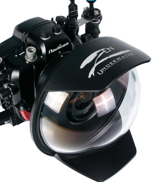 Сферический порт  для объектива Canon 11-24 мм