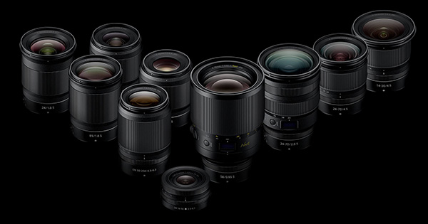 Nikon Z lenses on Wetpixel