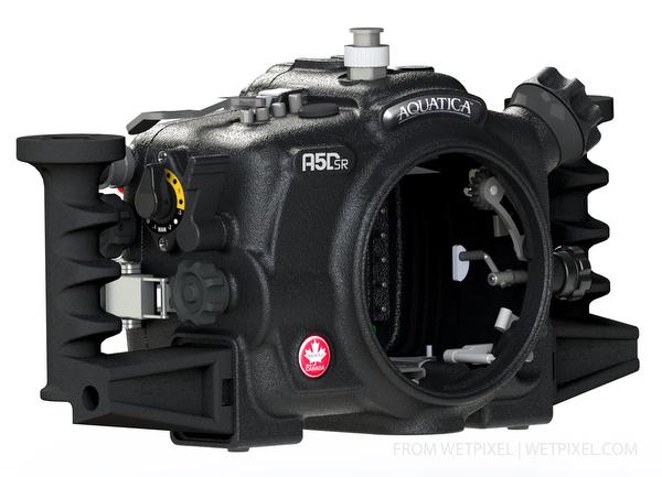 Новый бокс для фотокамеры Canon 5Ds, 5Dsr и 5D Mk III