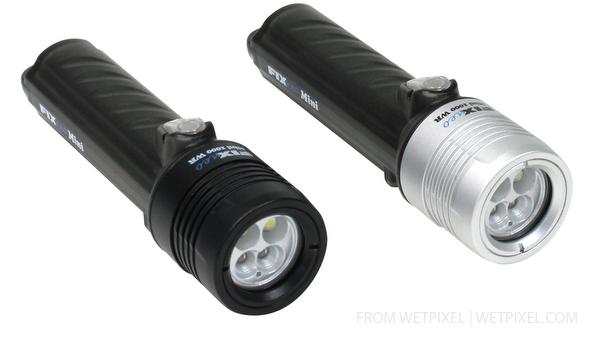 Подводные фонари Neo Mini 1000 WR