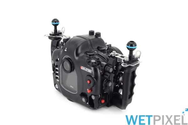 Nauticam ships housing for Nikon D7500 camera :: Wetpixel com