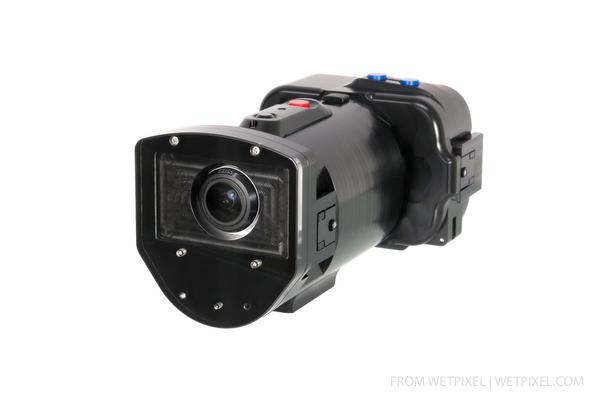 Подводный бокс для Sony FDR-X1000V 4K