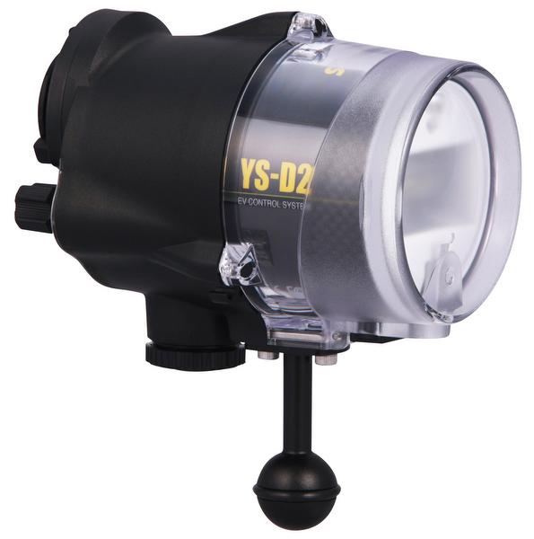 Новая подводная вспышка Sea&Sea YS-D2