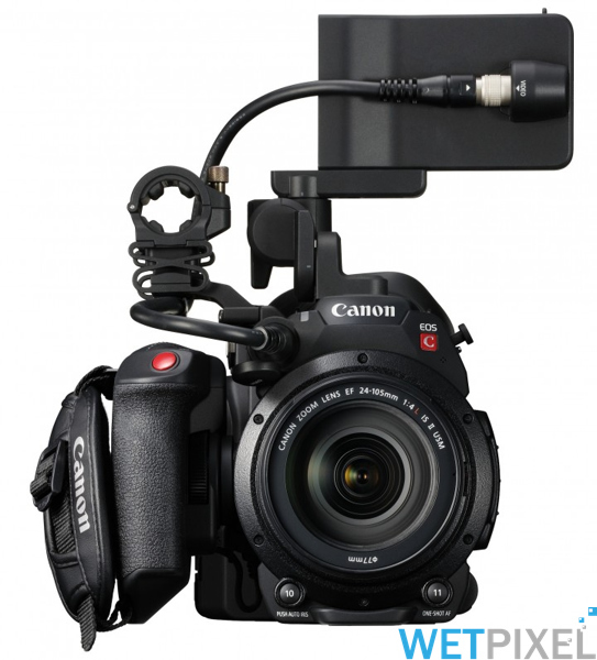 Full details of EOS C200 Cinema camera are leaked