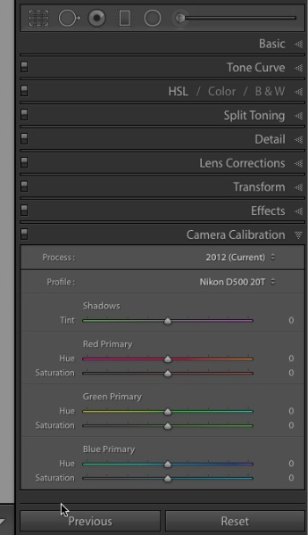tutorial  creating custom camera calibration profiles in lightroom    wetpixel com