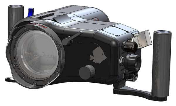 Бокс для видеокамеры Sony FDR-AX100 4K