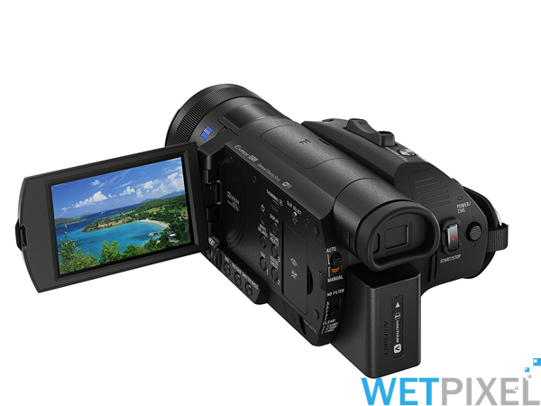 Gates Announces Ax700 Z90 Housing For Sony 4k Camcorders