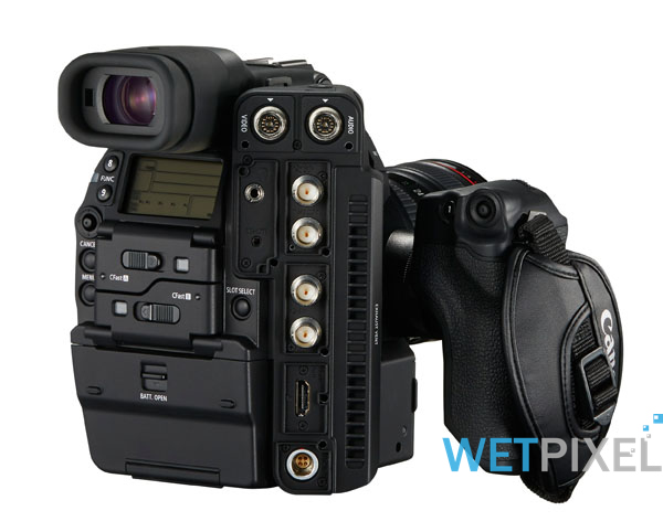 Gates announces housing for Canon C300 Mark II :: Wetpixel com