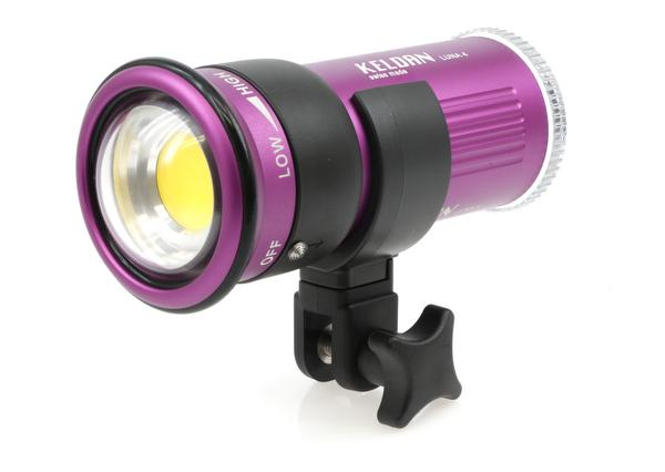 фонарь для подводной видеосъемки
