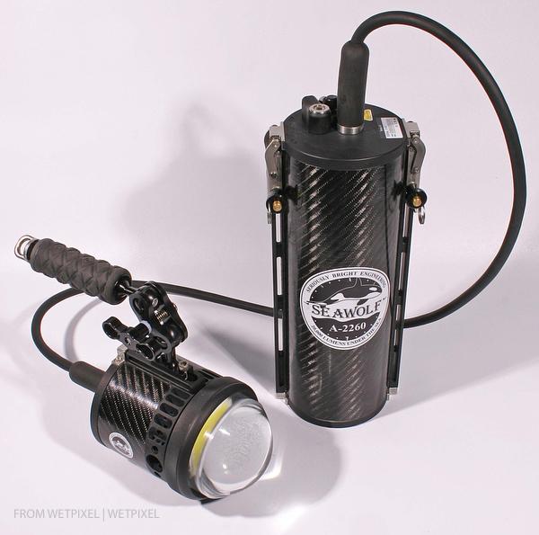 Подводные фонари серии Expedition