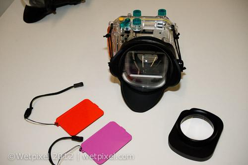 аквабокс для фотокамеры Canon G15