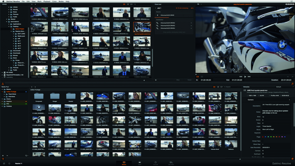 Blackmagic Design releases Resolve 11 :: Wetpixel com