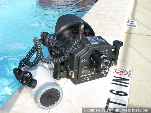 Aquatica 1Ds Mark III housing for Canon 1D/1Ds Mark III review