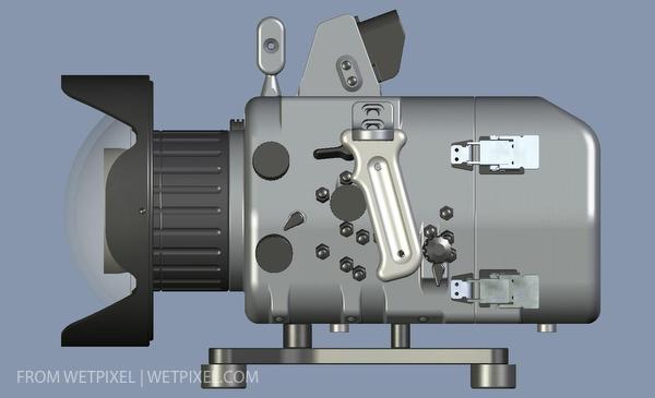 бокс для видеокамеры Sony PXW-FS7 4K Super 35 мм XDCAM