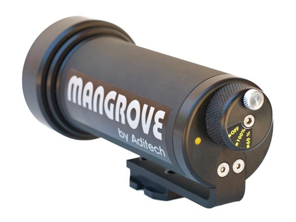 Мощные фонари для подводной видеосъемки